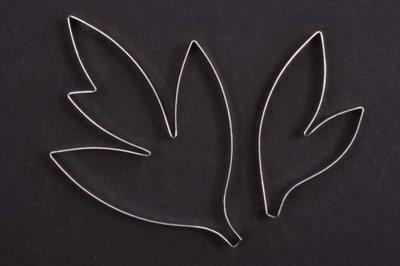 Peony Leaf Cutter Set