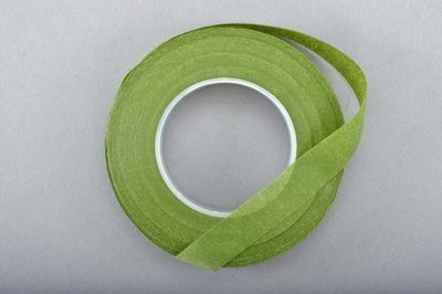 Light Green Floral Tape