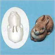 Bunny Rabbit Mold