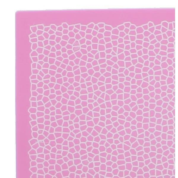 Cake Lace Snake Skin Mat