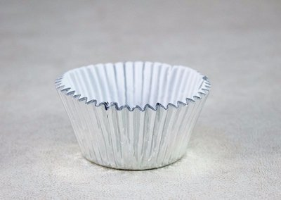 Silver Foil Baking Cups Pack