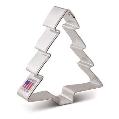 Christmas Tree Cookie Cutter - 4