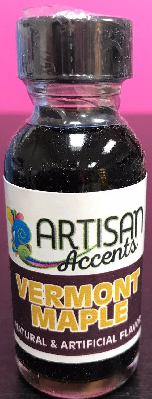 Artisan Accents Flavorings - Vermont Maple