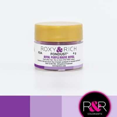 Royal Purple Fondust