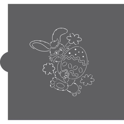 Easter Bunny PYO Basic Accent Stencil