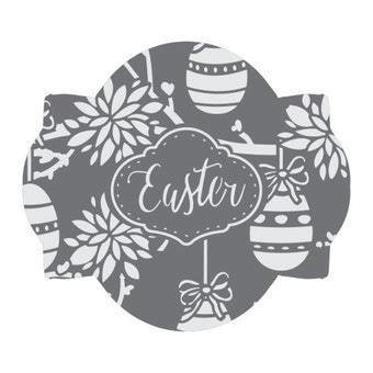 Easter Whimsy Stencil Set - 5 PC