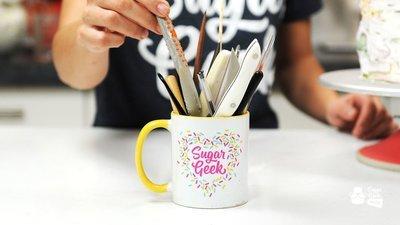 Sugar Geek Sprinkles Mug
