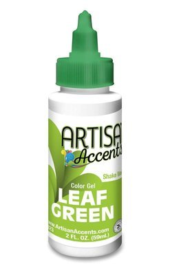 Leaf Green - Artisan Accents Gel Color