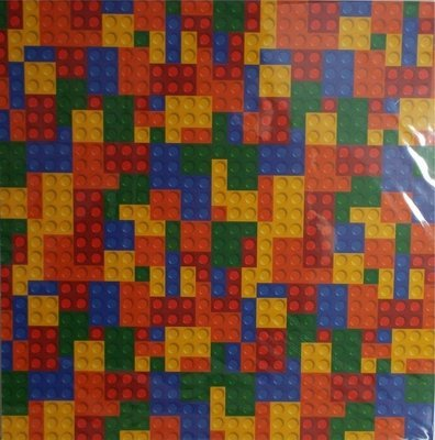 Lego Contact Paper