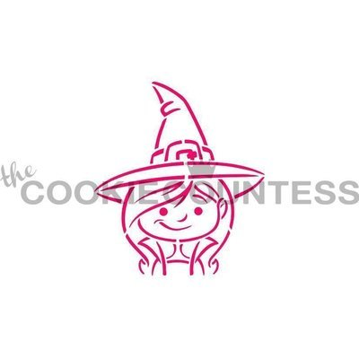 Drawn with Character Little Witch PYO by The Cookie Countess