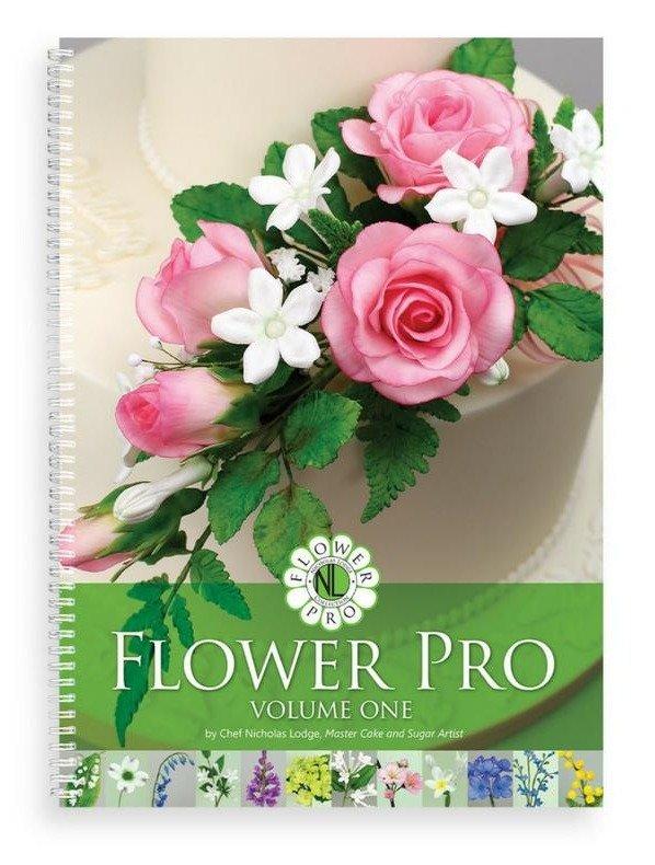 Flower Pro | Volume 1 - Autographed by Nicholas Lodge