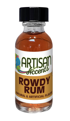 Artisan Accents Flavoring - Rowdy Rum