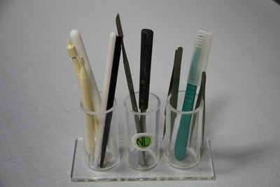 NL Acrylic Multi Purpose Holder - Triple