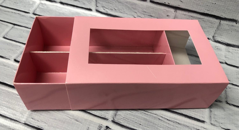 Pink Macaron Box