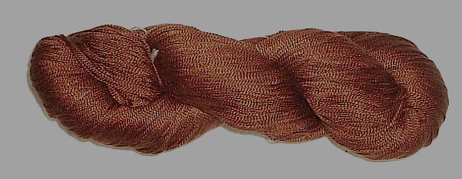 Walnut - 100% Bombyx Silk (20/2)