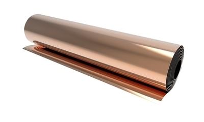 Copper Foil 750 lb Roll