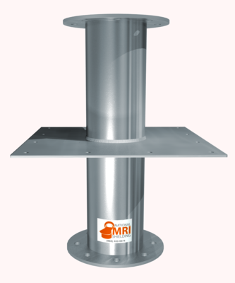 Quench Vent Waveguide for GE MRI