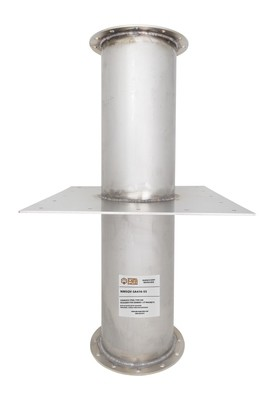 Quench Vent Waveguide for Siemens 1.5T MRI