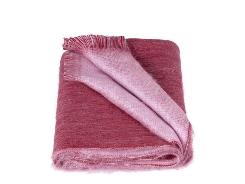ALPACA LOCA huivi | Punainen/pinkki