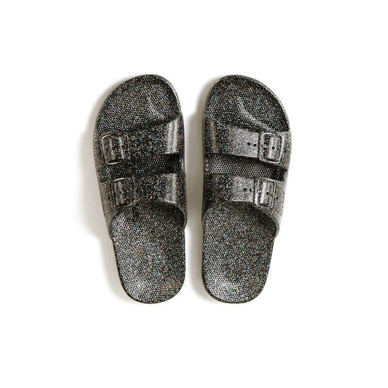 Moses Glitter Black | Kids