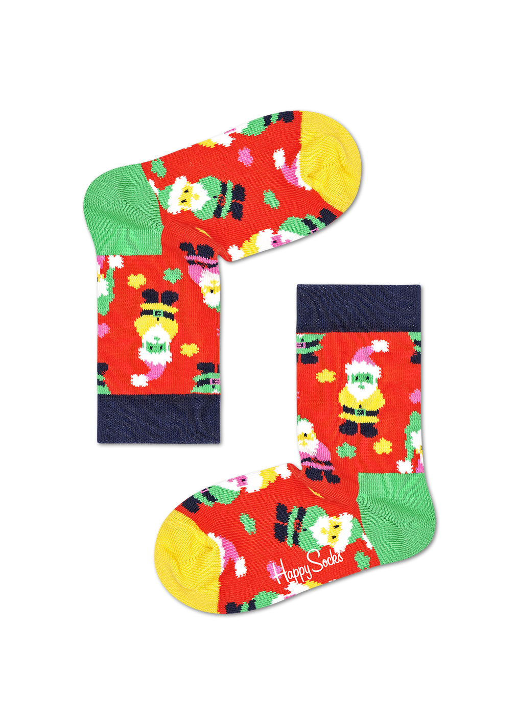 HAPPY SOCKS KIDS |  SANTA