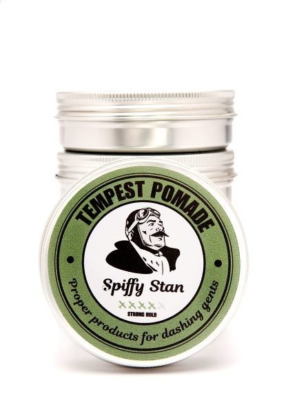 Spiffy Stan Tempest Pomade - Strong Hold