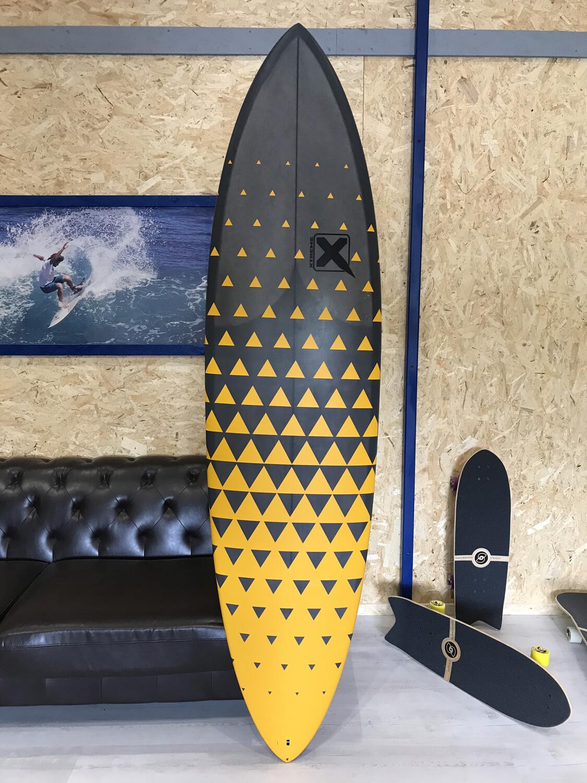 Surfboard Xtreme Wave Catcher 7'4 (PU CORE)