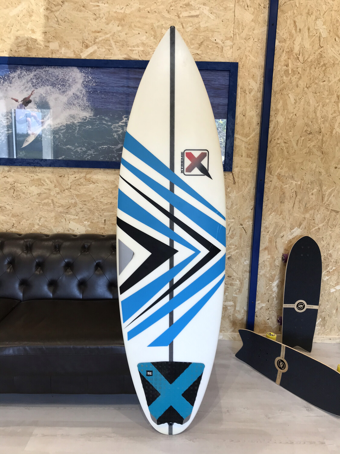 Surfboard Xtreme Flying Cat 6'0 (CARBON FLEX)
