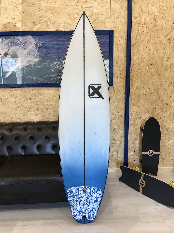 Shortboard Xtreme 6'1 (PU CORE)