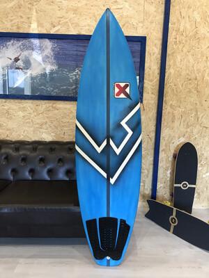Shortboard Xtreme BB3 6'1 (CARBON FLEX)