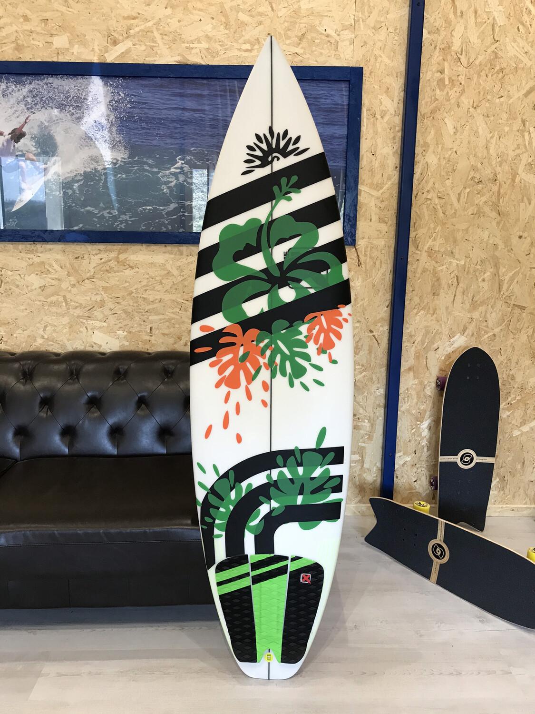 Shortboard Xtreme M-4 5'10 (PU CORE)