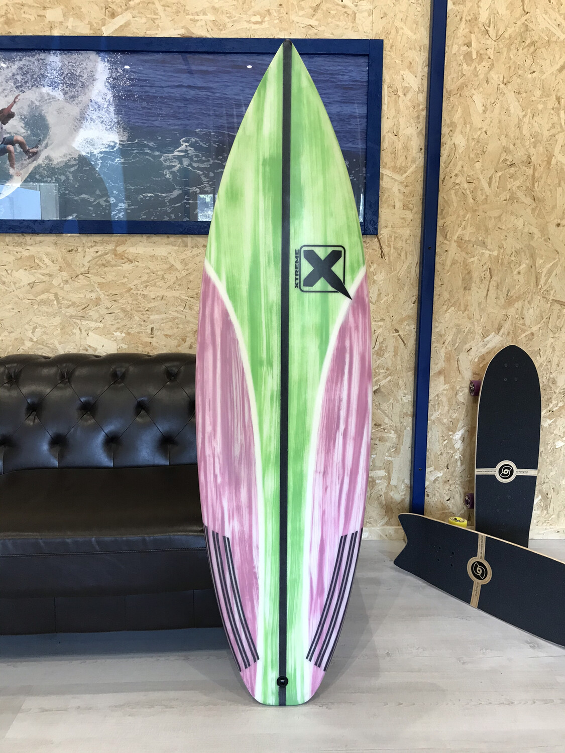 Shortboard Xtreme M-4 5'3 (CARBON FLEX)
