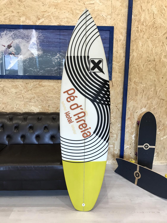 Shortboard Xtreme M-3 5'10 (PU CORE)