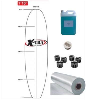 Kit DIY PU Longboard até 9'0