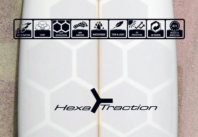 Hexatraction RSPro® Board Grip & Traction