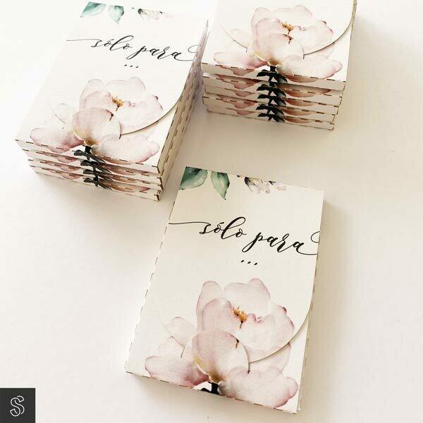Packaging para lágrimas de felicidad