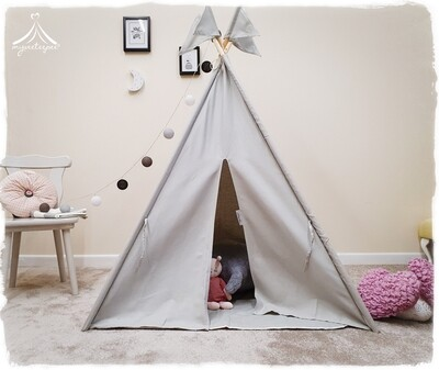 Grey Teepee - Limited Edition