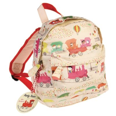 Party Train Mini Backpack