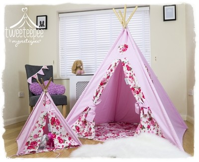 EVIE ROSE Tweeteepee - Limited Edition