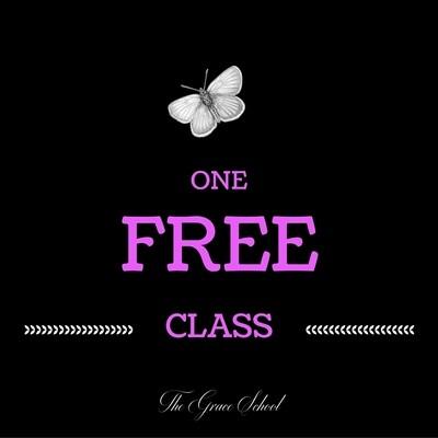 1 FREE CLASS