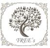TREE's дизайнерские украшения ручной работы