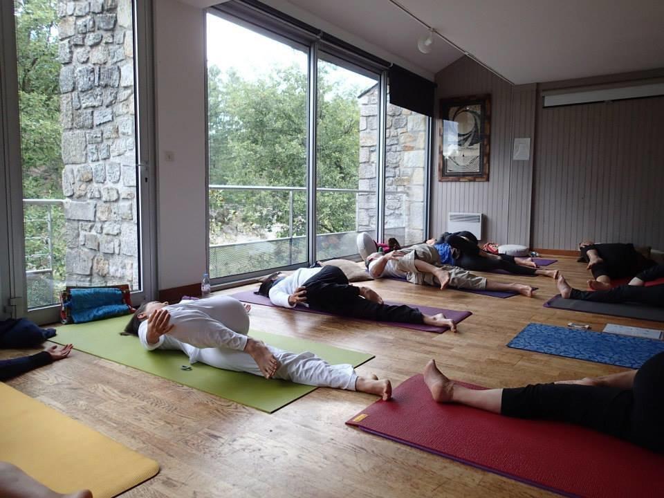 Stage 4 jours Yoga & Méditation - 13 au 16 juin 2019