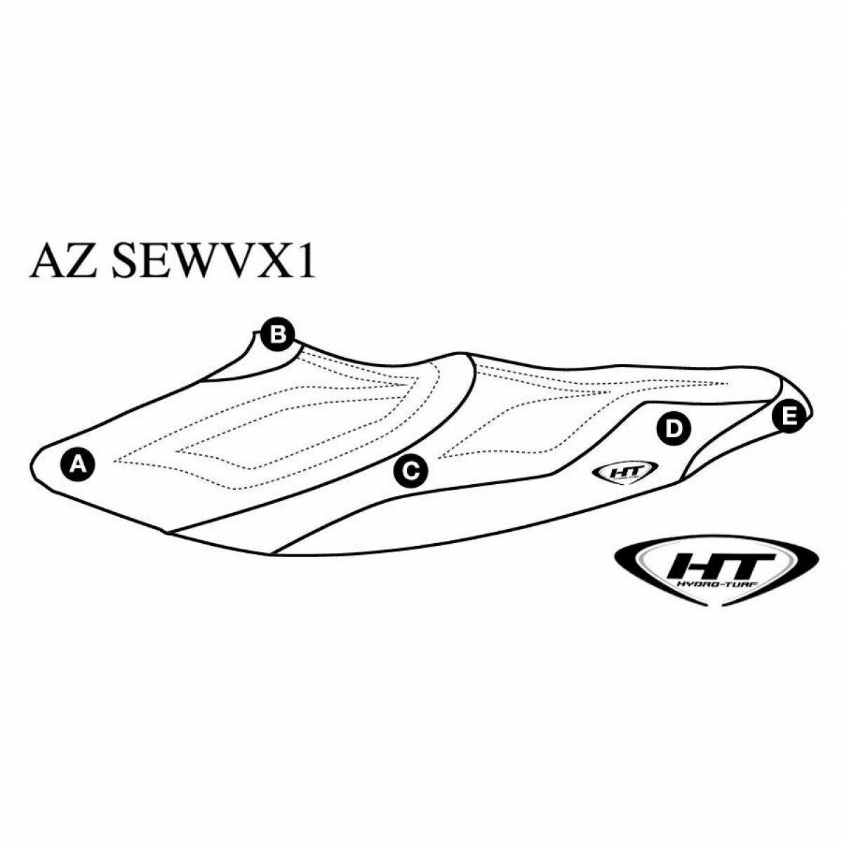 VXS / VX Deluxe / VX Sport (10-14) / V1 / V1 Sport (15-16)