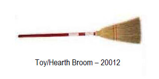 Toy/Hearth Broom