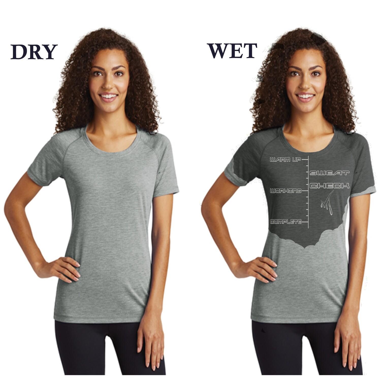 Sweat Check Reveal Women's T-Shirt