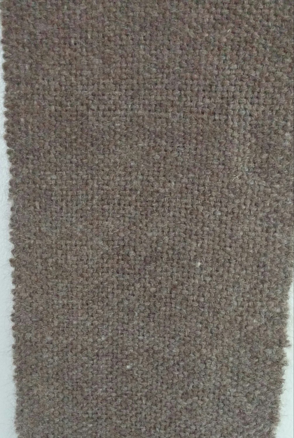 Handwoven Scarf - Rose Gray