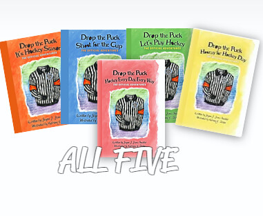 Entire Set of The Official Adventures Books