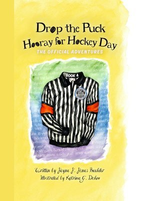 Drop the Puck, Hooray for Hockey Day (Signed)