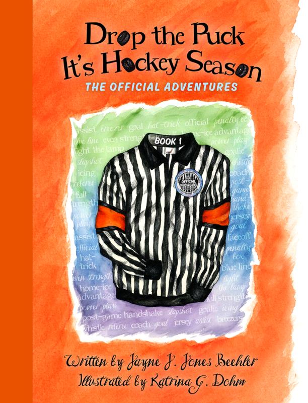 Drop the Puck, It's Hockey Season