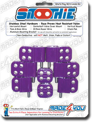 Smoothie Stac-Pak Wire Loom Kit 7-8 mm wire